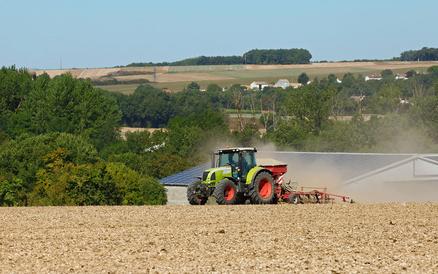 Travail agricole à façon
